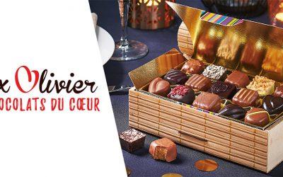 Octobre 2018  Vente de chocolats